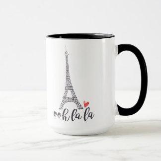 Ooh la la Paris Mug