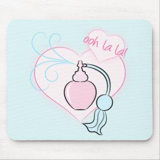 Ooh La La! Perfume Mouse Pad