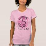 Ooh La La Poodle Shirts