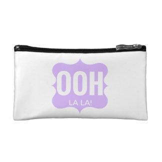 Ooh La La Satin Cosmetic Bag