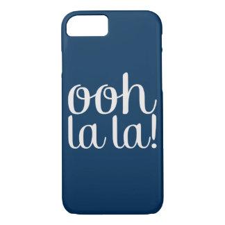 Ooh La  Navy iPhone 8/7 Case