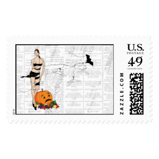 Ooh-ooh went the wind... postage stamps