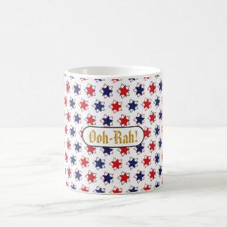 Ooh-Rah! Classic White Coffee Mug