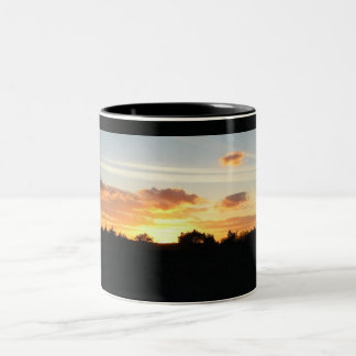 Ooh WOW! Two-Tone Coffee Mug