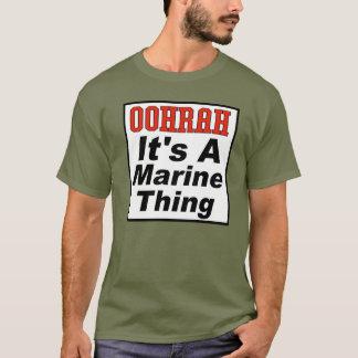 Oohrah T-Shirt
