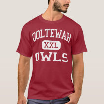 Ooltewah - Owls - High School - Ooltewah Tennessee T-Shirt