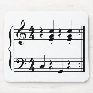 OOM-PAH or UMPAPA Music Mouse Pad