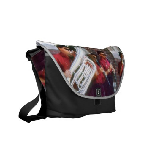 Oompah Band Courier Bags