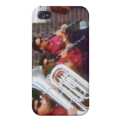 Oompah Band iPhone 4 Covers