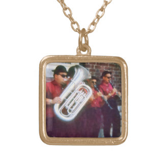 Oompah Band Personalized Necklace