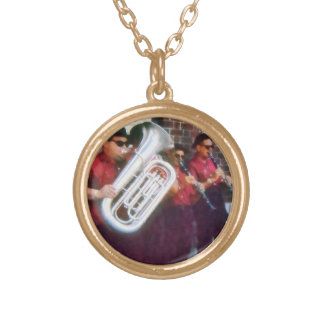 Oompah Band Necklace