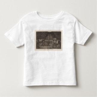 Oonalashka house, Alaska Tee Shirt