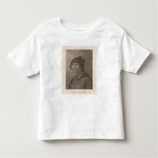 Oonalashka woman, Alaska Tee Shirt