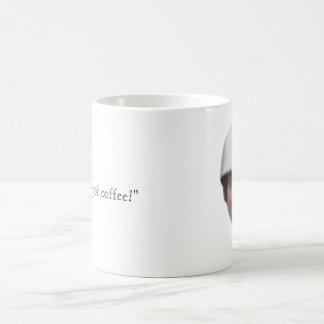 """""""Ooooh, Sip of Coffee!"""" Coffee Mug"""