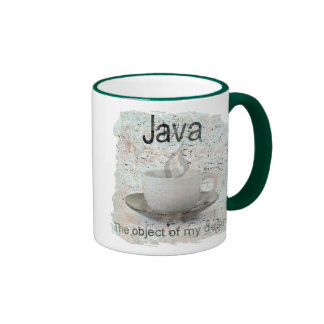 Ooooo.  Java. Ringer Coffee Mug