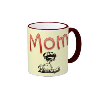 OOOOOOOOOOOh MOM !!! Ringer Mug
