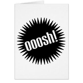 Ooosh Card