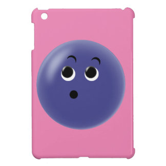 Ooow! So Blue Smiley Face iPad Mini Covers