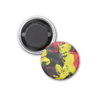 OOPS 1 INCH ROUND MAGNET