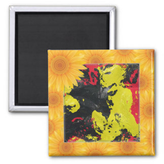 OOPS 2 INCH SQUARE MAGNET