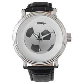Oops! A Soccer Ball in the Watch