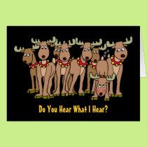 Oops! Christmas Card