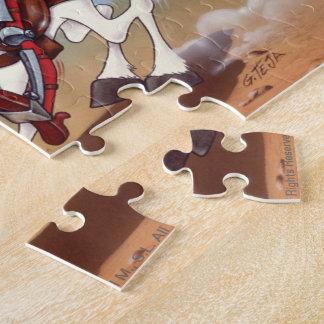 Oops Don Quixote Jigsaw Cartoon Puzzles