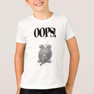 OOPS Elephant T-Shirt