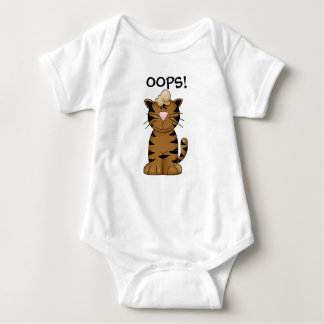 OOPS for Baby ... ; ) Baby Bodysuit