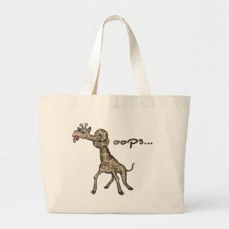 Oops... Giraffe Bags