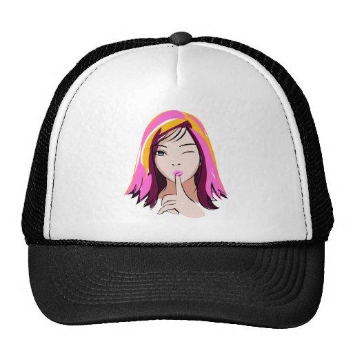 oops_Girl_MD Trucker Hat