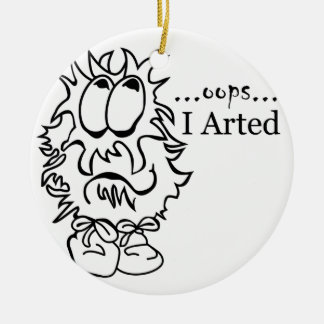 Oops... I Arted Ornament