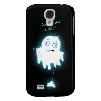 """""""Oops - I did a Boo"""" Halloween IPhone 3 Case"""