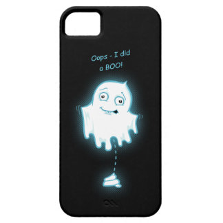"""""""Oops - I did a Boo"""" Halloween IPhone 5 Case"""