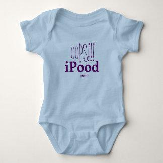 OOPS!!!  iPood....again Shirt