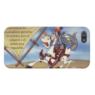 Oops! Los encantantadores... by @QUIXOTEdotTV Case For iPhone SE/5/5s