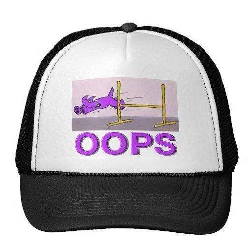 OOPS! MESH HATS