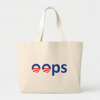 Oops! Obama Bag