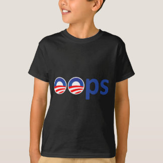 Oops! Obama T-Shirt