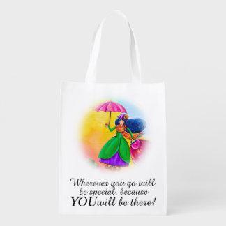 OOPS - revisado - regalo, favor, la bolsa de asas Bolsa Para La Compra