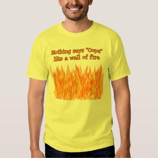 Oops Tee Shirt
