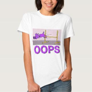 OOPS! TEE SHIRT
