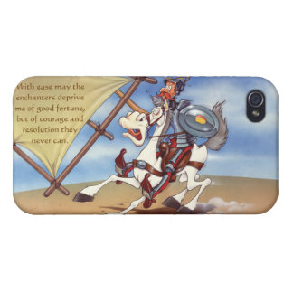 Oops! The enchanters... by @QUIXOTEdotTV iPhone 4/4S Covers