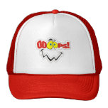 oops! trucker hat