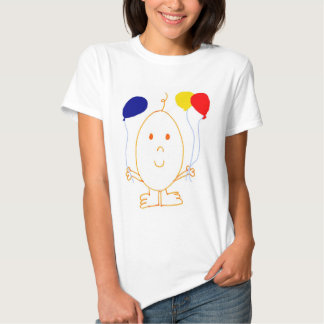 Oops with Balloons T-Shirt