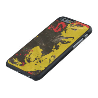 OOPS CARVED® MAPLE iPhone 6 CASE