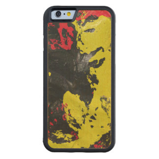 OOPS CARVED® MAPLE iPhone 6 BUMPER CASE