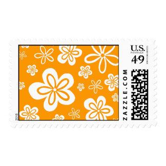 Oopsy Daisy - reverse orange Postage