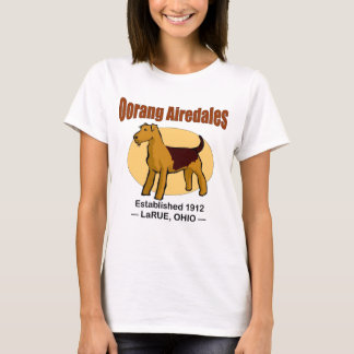 Oorang Airedales T-Shirt