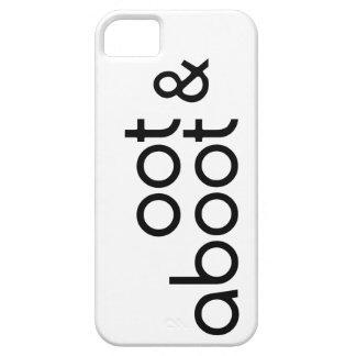 Oot & Aboot iPhone 5 Cases
